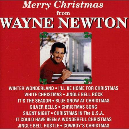 Merry Xmas From Wayne Newton (CD) ()