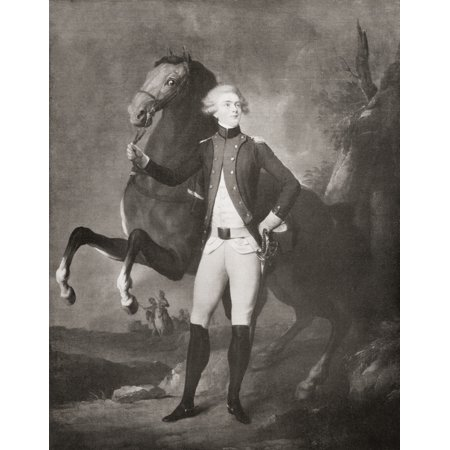 Marie-Joseph Paul Yves Roch Gilbert Du Motier The Marquis De La Fayette1757 - 1834 Aka Lafayette French Aristocrat And Military Officer A General In The American Revolutionary War And A Leader Of