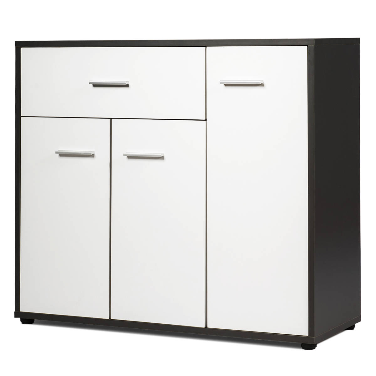 Costway Buffet Sideboard Cabinet Console Table Storage Unit Entryway  Furniture W/Shelf - Walmart.com