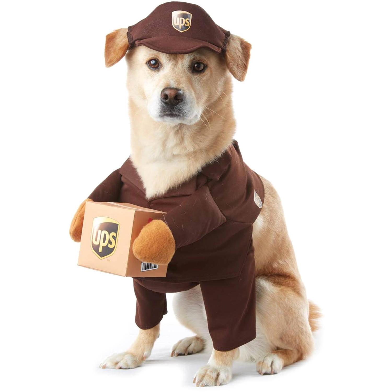 UPS Pet Costume L