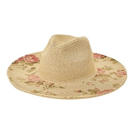 Women's San Diego Hat Company Paper Ultra Braid Sun Hat UBL6824 Natural One Size - Sun Paper Company