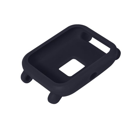 Soft Protective Case for Smartwatch Anti Scratch Silicone Cover Replacement - image 2 of 7