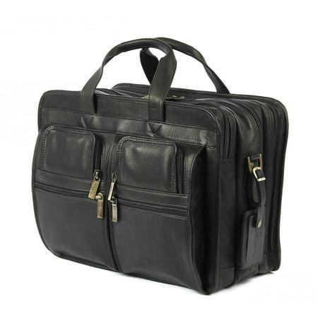 Robert Myers Classic Executive Briefcase XL