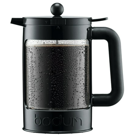 Bodum Bean 12 Cup Cold Brew Black Iced Coffee -