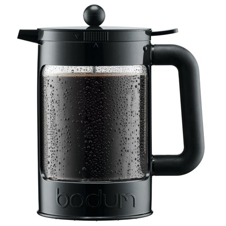 Bodum Bean 12 Cup Cold Brew Black Iced Coffee Maker Bodum 3 Cup Coffee