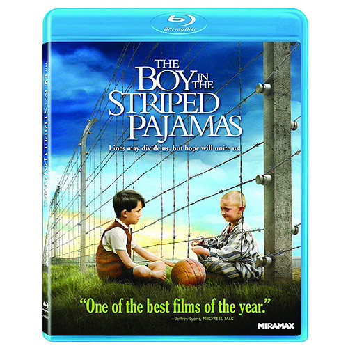 The Boy In The Striped Pajamas (Blu-ray) (With INSTAWATCH)