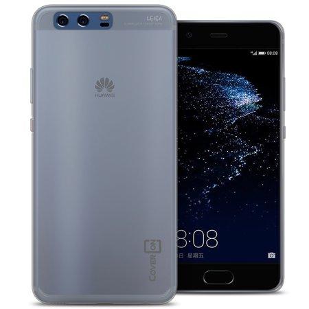 CoverON Huawei P10 Plus Case, FlexGuard Series Soft Flexible Slim Fit TPU Phone Cover](huawei p10 plus price in usa)