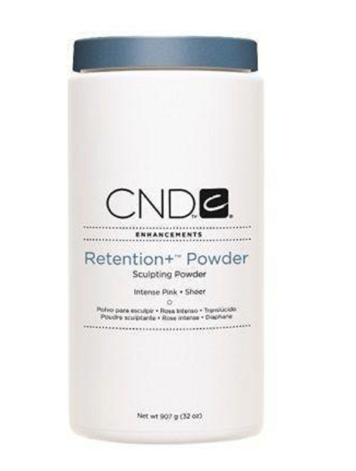CND - Retention Sculpting Powder - Intense Pink 32 oz