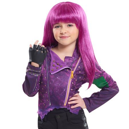 Disney Descendants Mal Dress Up Set - Disney Character Dress Up