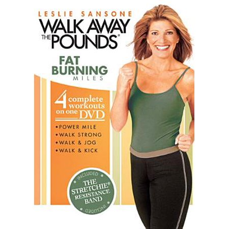 Leslie Sansone: Walk Away the Pounds - Fat Burning Miles (Full
