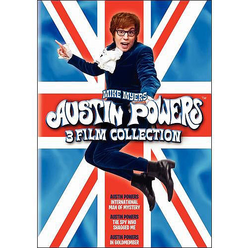 austin powers collection international man of mystery