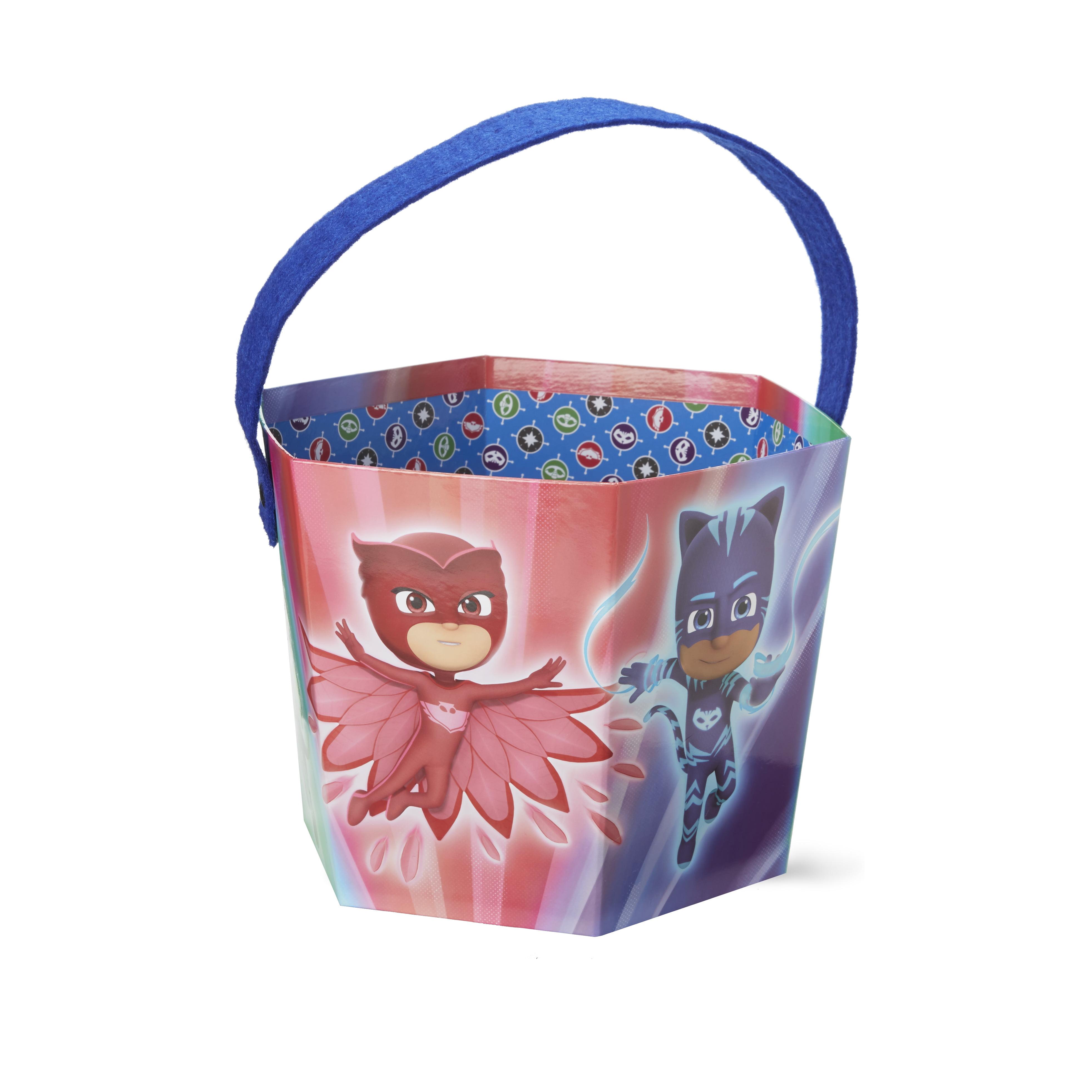 PJ Masks Paperboard Bucket