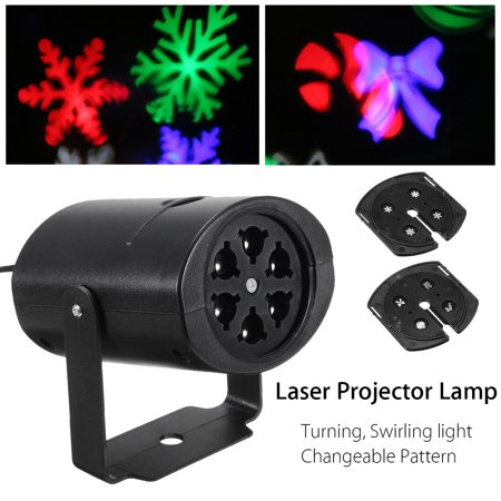 Moving Projector LED Light Show Projection Halloween Party Decor (Blacklight Halloween Party Ideas)
