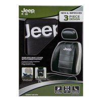 Plasticolor Deluxe Jeep 3-Piece Sideless Seat Cover