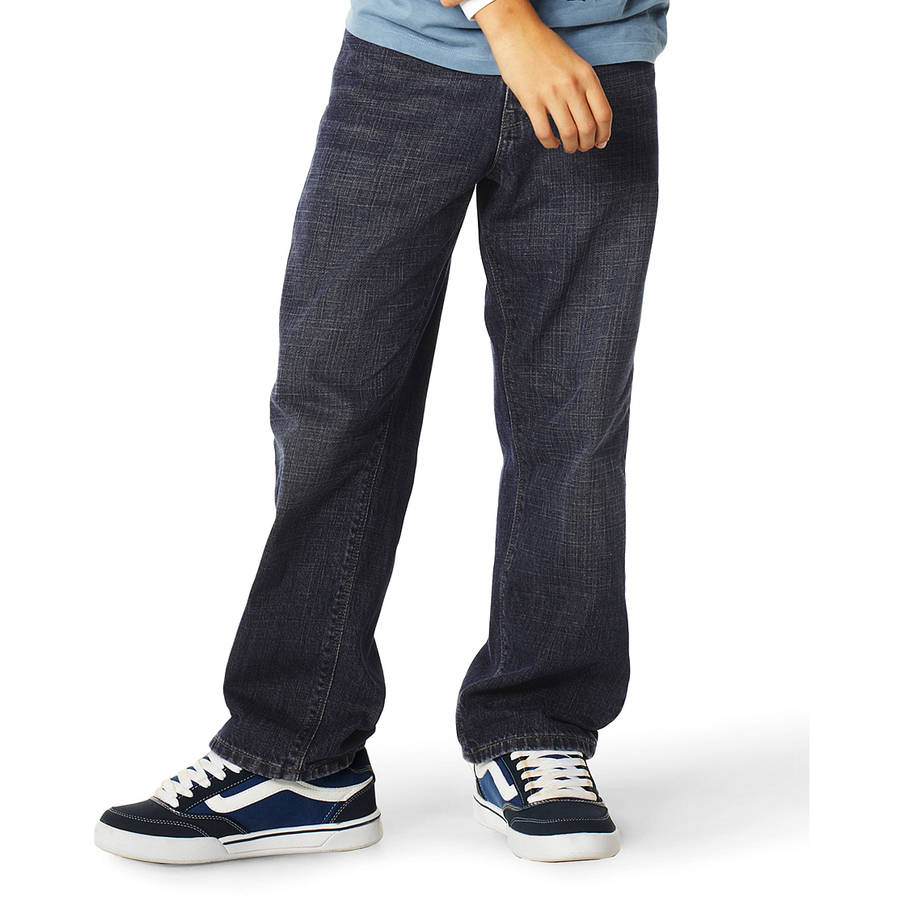 Signature by Levi Strauss & Co. - Boys' Loose Fit Jeans