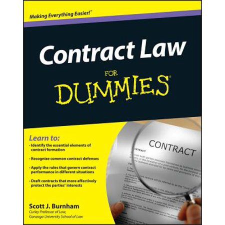 Contract Law for Dummies (Express Law Contract Law)