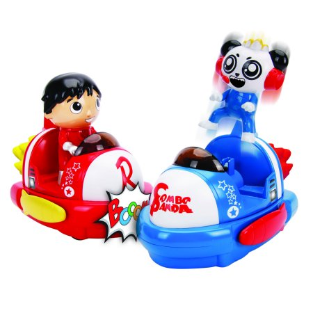 Jada Toys Ryan's World Bumper Cars Rc Twin Pack by Ryan's World