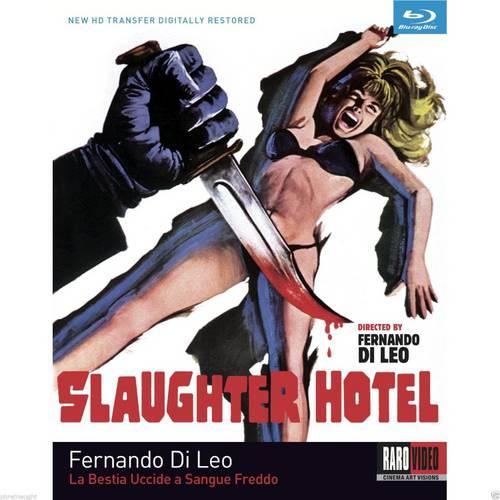 Slaughter Hotel (Italian) (Blu-ray)