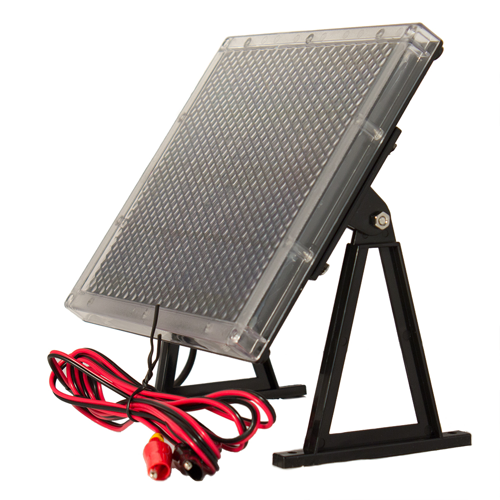 The Upgrade Group 12-Volt Solar Panel Charger for 12V 5Ah...