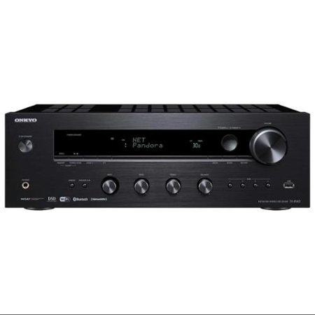 Onkyo TX-8160 Open Box Network Stereo Receiver by