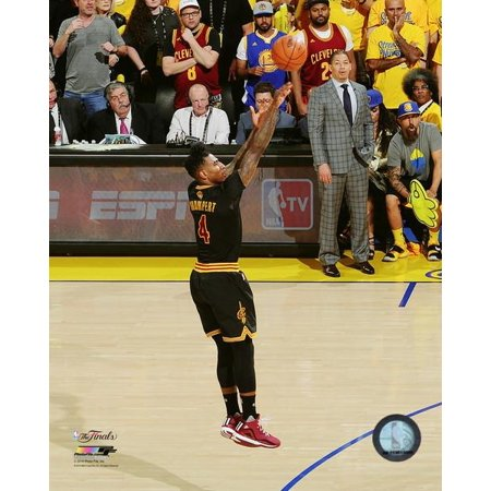 Iman Shumpert Game 7 of the 2016 NBA Finals Photo Print - Iman Shumpert Halloween