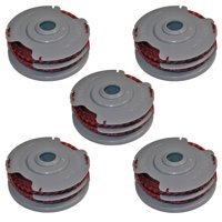 Weed Eater 5 Pack of Genuine OEM Replacement Spools for Trimmer # 591048301-5PK