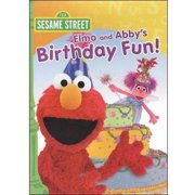 Sesame Street: Elmo And Abby's Birthday Fun! (Full Frame) by GENIUS PRODUCTS INC