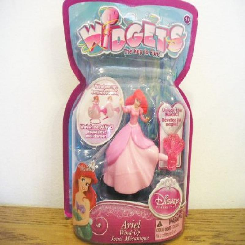 Wind Up Princess Ariel - Little Mermaid