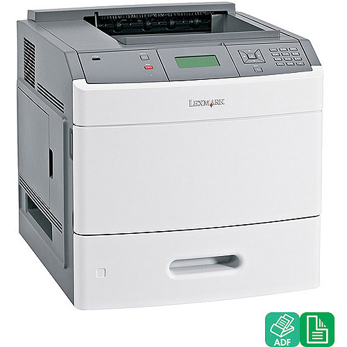 Lexmark Refurbish T652DN Laser Printer (30G0200) - Seller Refurb