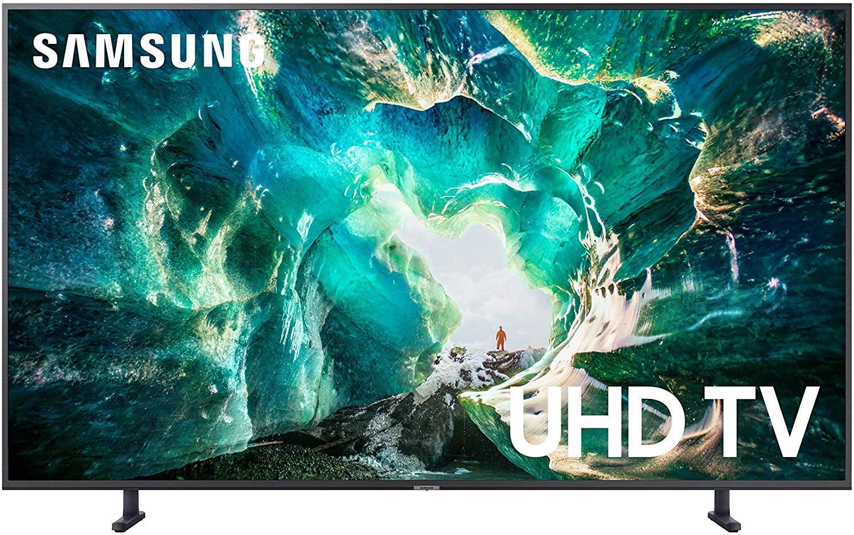 Samsung UN82RU8000 4K UHD Smart TV & HW-Q60R 5.1 Ch Soundbar System -  Walmart.com - Walmart.com