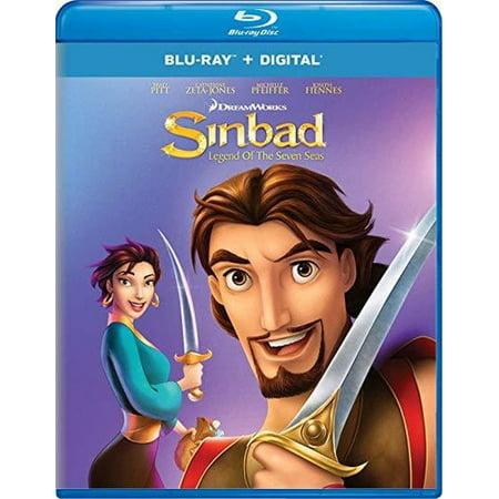 Sinbad: Legend Of The Seven Seas (Blu-ray)