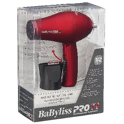 BaBylissPRO TT Travel Hair Dryer