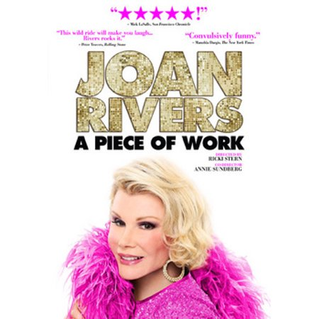 Joan Rivers: A Piece of Work (Joan Rivers Qvc)