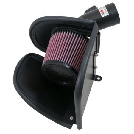 Mini Cooper Performance Exhaust - K&N 69-2026TTK Performance Intake Kit for 2014-2015 Mini Cooper 1.5L