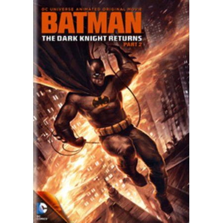 DCU: Batman: The Dark Knight Returns Part 2 (DVD) (Batman The Dark Knight Returns Part 4)