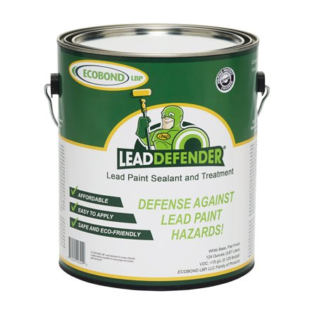 ECOBOND Lead Defender 1-Gal Lead Based Paint Treatment and