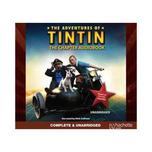 The Adventures of Tintin: The Chapter Audiobook