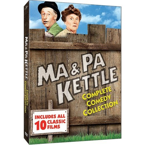 Ma & Pa Kettle Complete Comedy Collection (Widescreen)