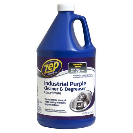 Zep Commercial Industrial Purple Cleaner, 1 gal (Zep Pro Crocodile Leather)