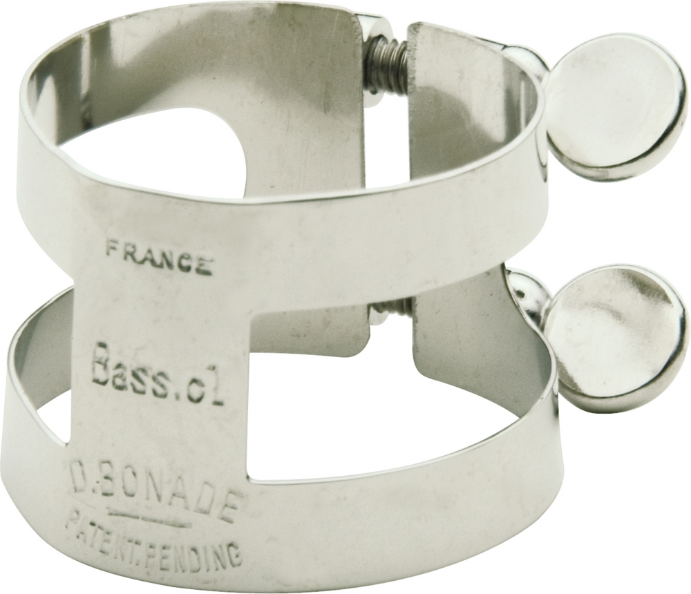 Bass Clarinet Ligatures by Bonade