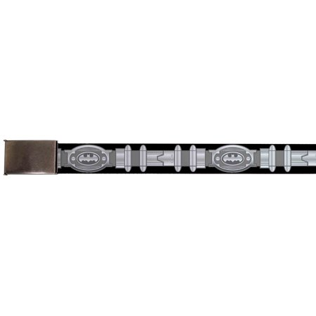 Batman DC Comics Superhero Utility Belt Costume Web Belt - Batman Utility Belts