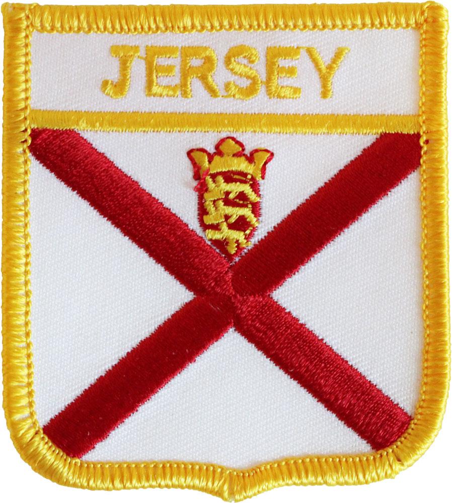 Jersey Shield Patch