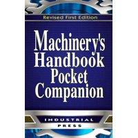 Machinery's Handbook: Machinery's Handbook, Pocket Companion (Paperback)
