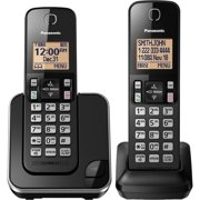 Panasonic KX- TGC352 Cordless Telephone (Black)