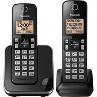 Panasonic KX- TGC352 Cordless Telephone (Black)