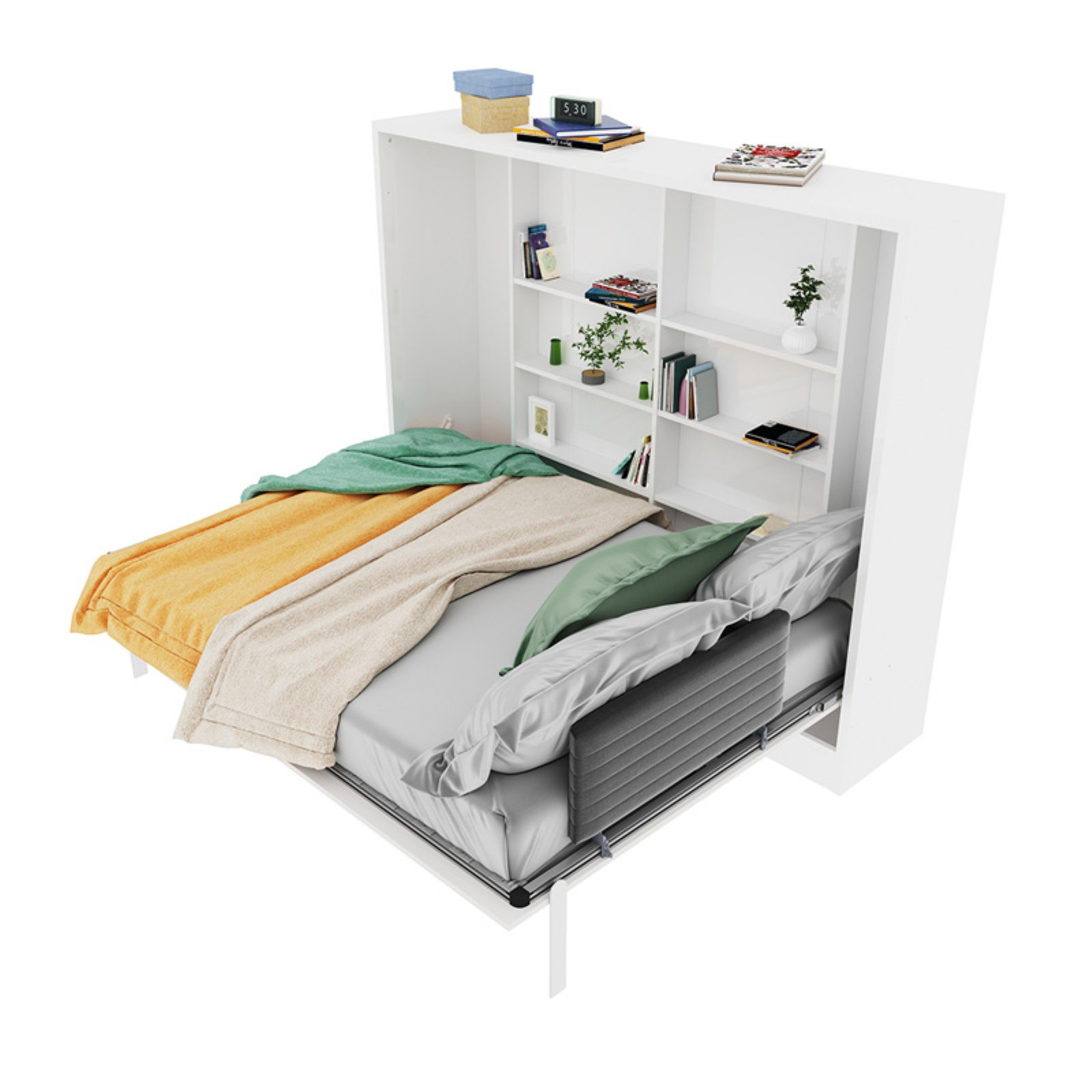 Multimo Spazio T Wall Bed with Table