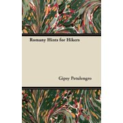 Romany Hints for Hikers - eBook