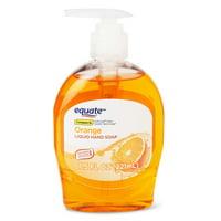 Equate 7.5 Fl. Oz. Orange Liquid Hand Soap