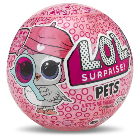 L.O.L. Surprise! Eye Spy Pets Series 4-1 with 7 Surprises - Pet Shop Halloween
