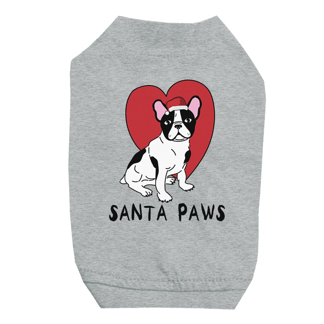 Santa Paws Pet Shirt for Small Dogs